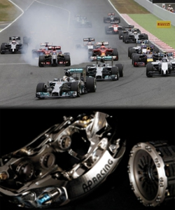F1 Successes Continues In China - Featured Image