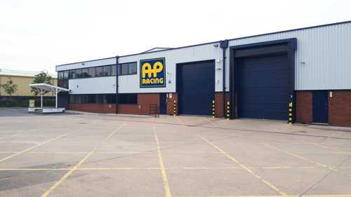 Seven-figure facility investment to drive further growth for AP Racing - Featured Image