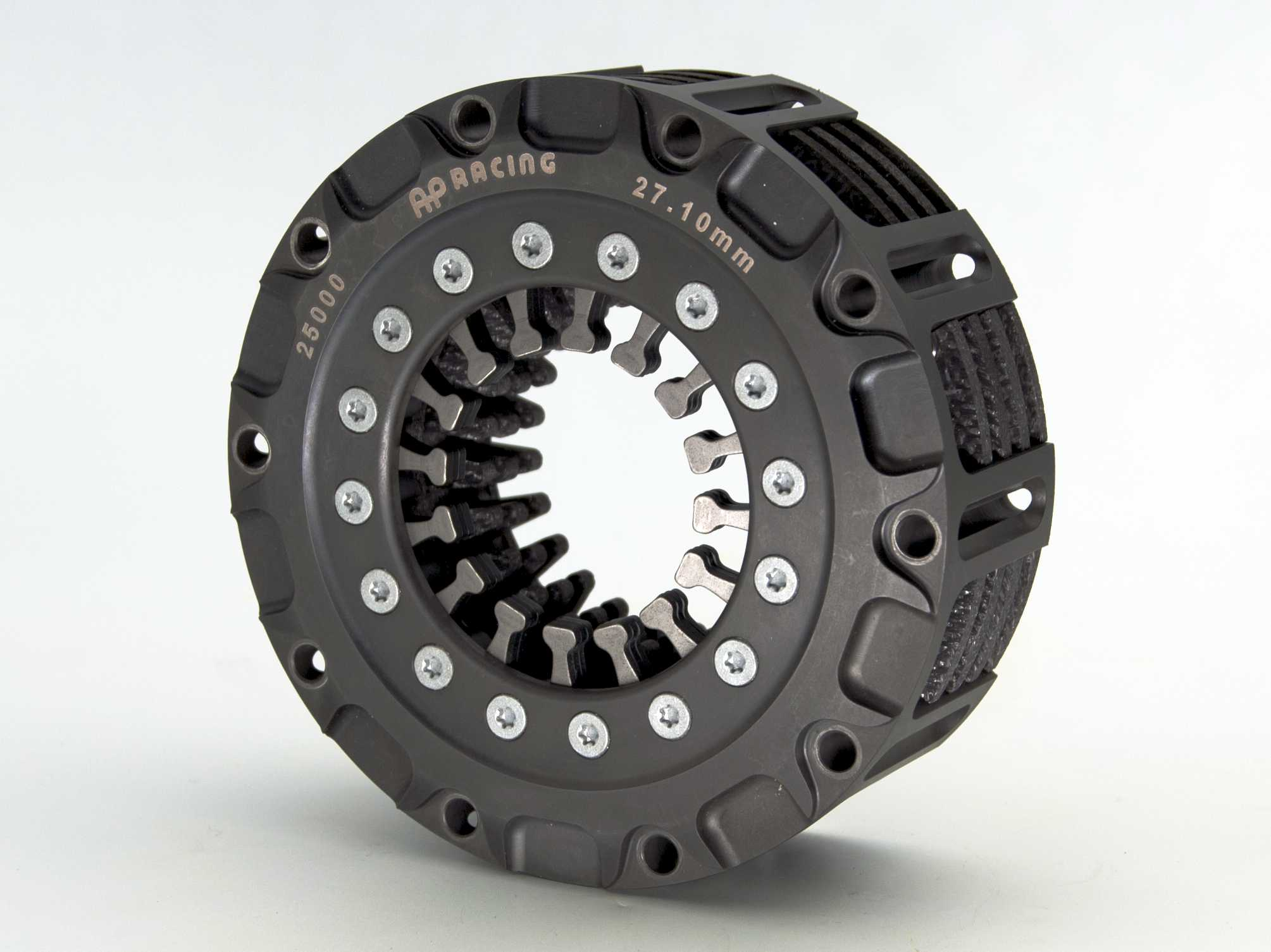 Carbon/Carbon Clutch Milestone - Featured Image