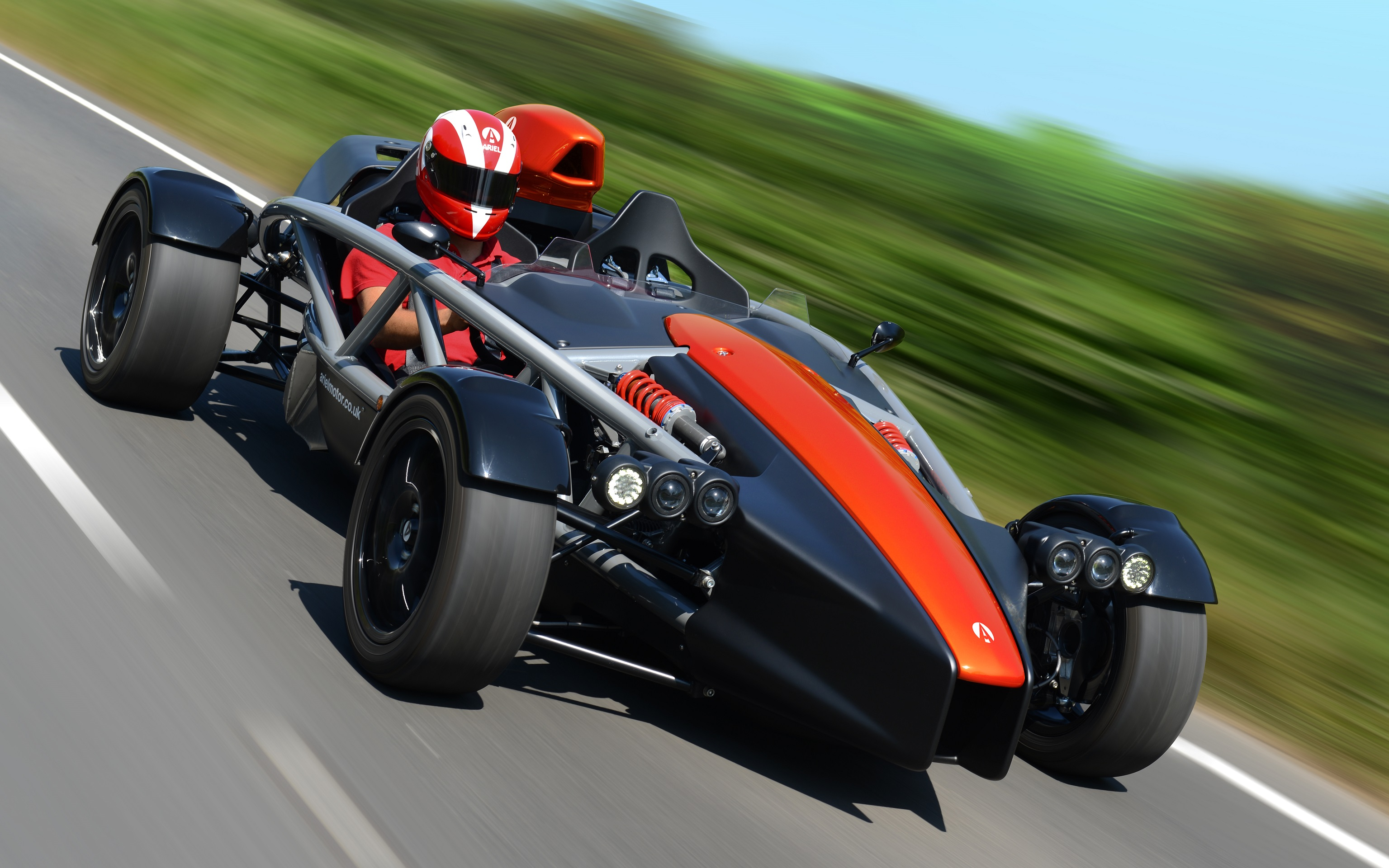 AP Racing brings additional stopping power to the all-new Ariel Atom 4 - Featured Image