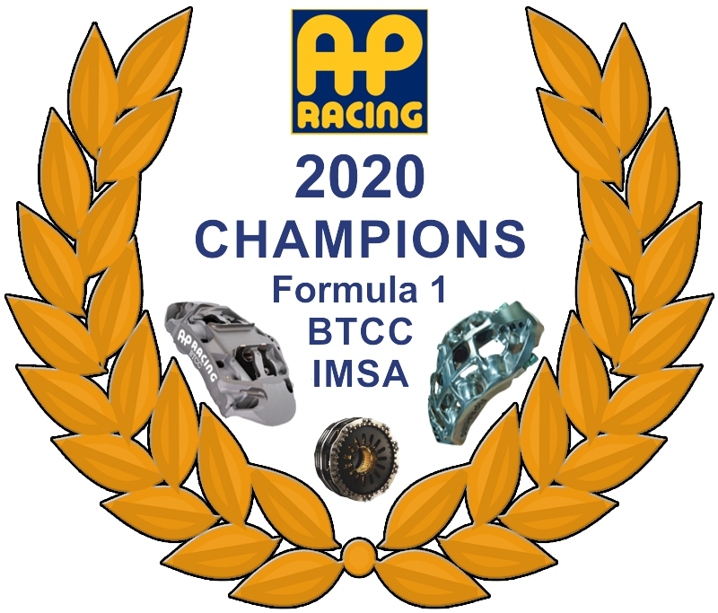 AP Racing Championship Successes - Featured Image