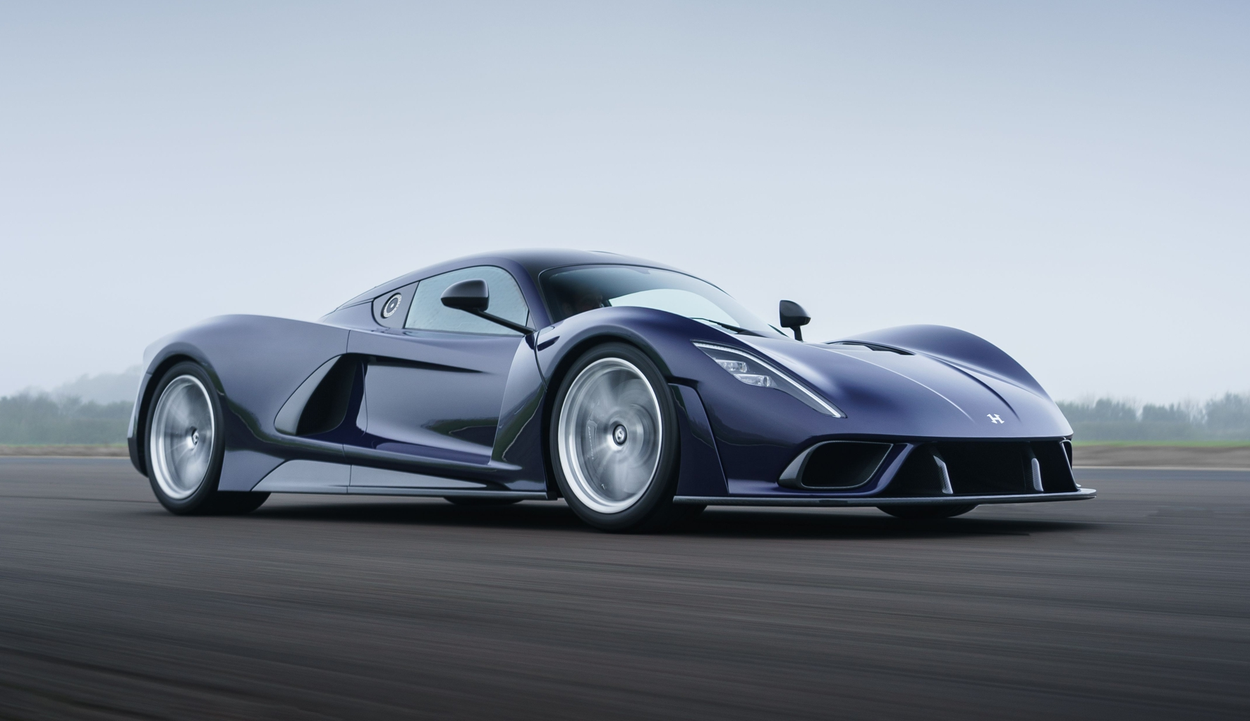 AP Racing to supply Radi-CAL™ calipers for Venom F5 hypercar - Featured Image