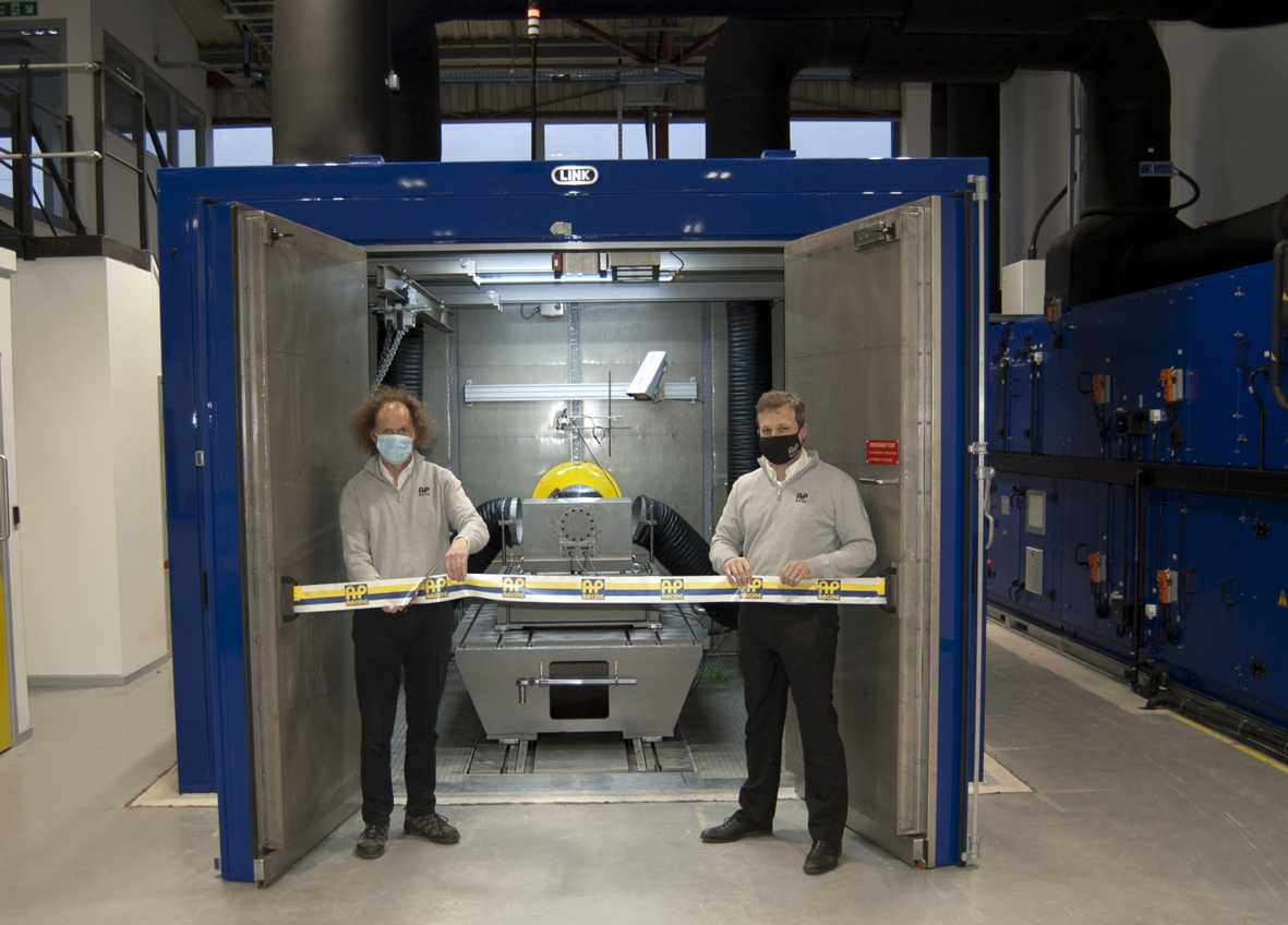 NVH Dynamometer Commissioned - Featured Image